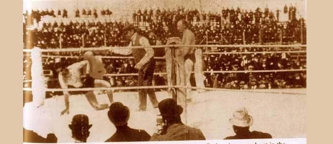 boks tarihi
