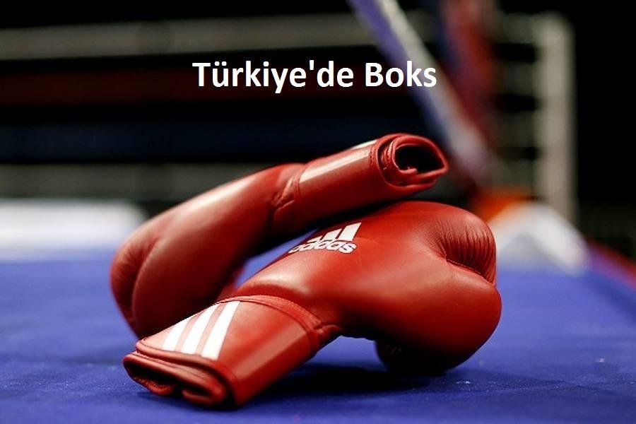 türkiyede boks
