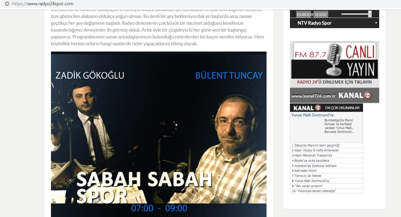 radyo24spor
